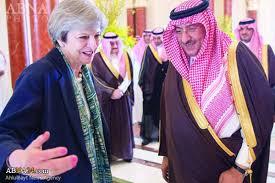 Image result for انگلیس و رژیمهای عربی