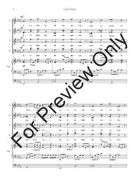 philip wesley sheet music love divine satb by philip stopford j w pepper sheet music