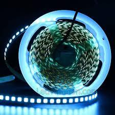 Đèn led dây 5054 12V màu xanh ngọc, siêu sáng, Ledvinhtien.com