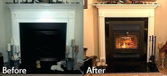 converting wood burning fireplace to gas cost to convert fireplace to gas convert wood burning fireplace