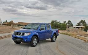 2012 Nissan Frontier Crew Cab SV V6 4x4 First Drive - Truck Trend