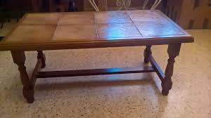 Achetez Table Basse Carrelee Occasion Annonce Vente à Pertuis 84