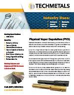 Pvd Coating Physical Vapor Deposition Dlc Coating Ams 2444