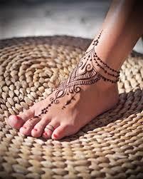 Foot Simple Mehndi Design 2018 30 Beautiful Feet Leg Mehendi Designs For The 2018 Bride