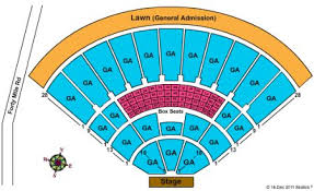 Toyota Amphitheater Detailed Seating Chart Toyota Amphitheatre Tickets And Toyota Amphitheatre Seating