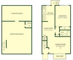 basement apartment floor plans bedroom basement apartment floor plans and one small basement apartment floor plans