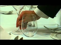 fine dining proper table service. fine dining proper table service