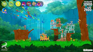 Download Angry Birds Rio 2.6.13 APK (MOD money) for android