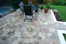 small patio ideas design with pergola stone post tag systems