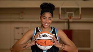 Sky's Candace Parker is safe at home ...