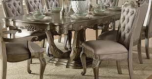 best silver dining room table  in dining room table sets with