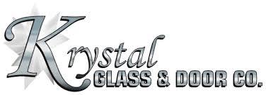 krystal glass door co glass