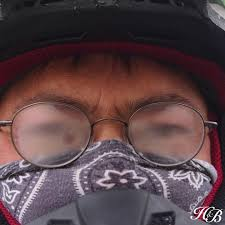 Say Good-Bye to <b>Fogging</b> While Wearing Your Mask & Glasses ...