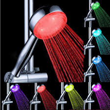 automatic change 9 led 7 color changing shower head lights us 15 91 sold out