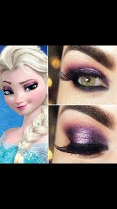 characters inspired you tutorial 14 easy elsa inspired makeup looks all frozen fans will totally obsess
