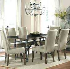 Nailhead dining chairs dining room Tufted Dining Upholstered Dining Chairs With Nailheads Dining Room Chairs Dining Chairs Nice Upholstered Dining Chairs Nailhead Trim Harvestcmaorg Upholstered Dining Chairs With Nailheads Dining Room Chairs Dining