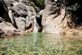 Piscine Naturelle Corse Evisa