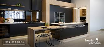 freedom furniture kitchens. exellent kitchens all eligible entrants who spend a minimum of 50 in one transaction and  whose name email address details are held by freedom for marketing  inside furniture kitchens v
