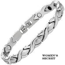 Купить <b>магнитный браслет</b> Женская Хитрость silver. Цена 1990 руб