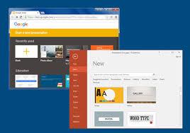 Google Docs Powerpoint Google Slides Versus Powerpoint Presentation Guru