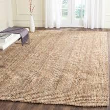 safavieh natural fiber jute natural area rug 9 x 12