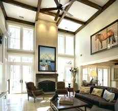 lighting in interior design. Vaulted Ceiling Lighting Options Cathedral Ceilings Ideas Interior Design In