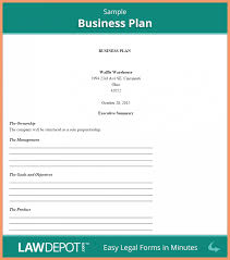 free office samples downloadable business plan proposal plans microsoft office