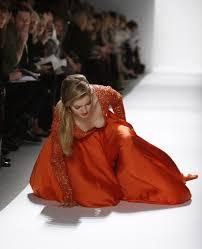 Fashion Model Catwalk Video