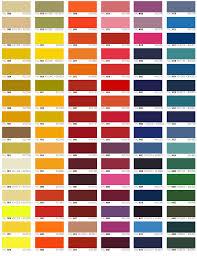 Tiger Powder Coat Color Chart Ral Color Chart Bronze Www Bedowntowndaytona Com