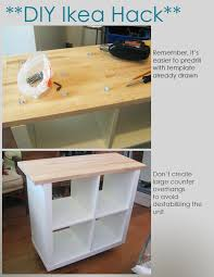 Island Woodworking Plan Diy Ikea Hack Kitchen Island Tutorial Construction Sketchy Styles Wordpresscom Ikea Hack Diy Kitchen Island Tutorial Sketchy Styles