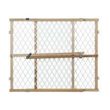 diamond mesh gate