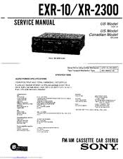 sony xr 3500 wiring diagram motorcycle schematic manuals and user guides for sony xr 1750 we have 3 sony xr 1750 manuals available for pdf service manual operating instructions manual