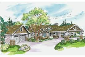 House Plans   Detached Garage   Associated DesignsCraftsman House Plan   Arborgate     Front Elevation