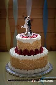 Strawberry Shortcake Wedding Cake Perfect For A Bbq Reception Made