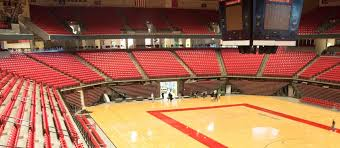 Usa Seating Chart Lubbock United Supermarkets Arena Seating Chart Seatgeek