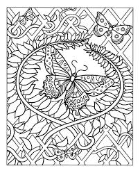 Small Picture 116 best Adult Coloring Pages Beautiful Insects images on