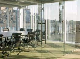 trojan frameless glass sliding doors