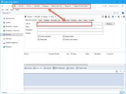 How to set the SOLIDWORKS PDM default search path to be the root