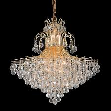 elegant 8005g31g rc toureg extra large gold crystal pendant chandelier loading zoom
