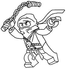 Small Picture Ninjago Jay Coloring Pages Miakenasnet
