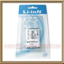 Batere Motorola E680i E680 V600 V300 ...