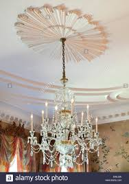 53 most hunky dory crystal chandelier and medallion on ceiling in dining room of swan