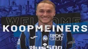 Ufficiale: Koopmeiners è un giocatore dell'Atalanta