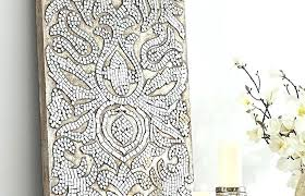 capiz wall art spectacular deal on west elm crystal formation shell framed