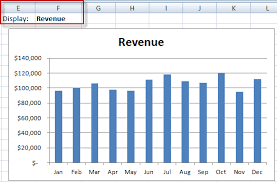 Creating Pick Lists In Excel For Your Dynamic Dashboard
