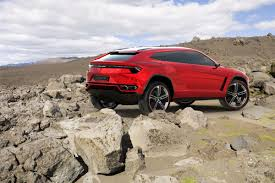 2018 lamborghini italy. simple 2018 people want suvs especially rich people it seems look no further than  the bentley bentayga land roveru0027s recent announcement of svautobiography  intended 2018 lamborghini italy