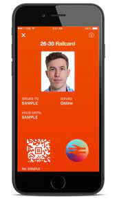 26 30 railcard launches on 02 january 2019