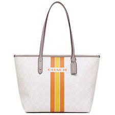 Coach Canvas Bags   Handbags for Women for sale   eBay