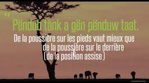 Proverbes Damour En Wolof Clecyluisvia News