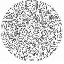 Small Picture Mandalas for EXPERTS Coloring pages Printable Coloring Pages